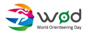 Výsledek obrázku pro world orienteering day
